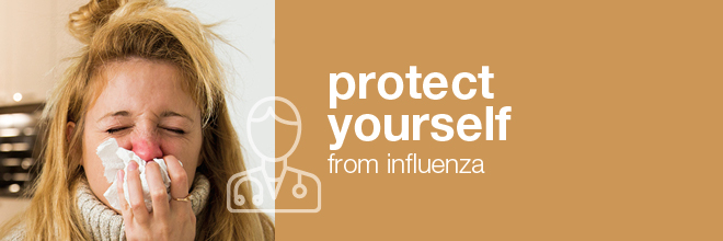 Protect yourself from influenza
