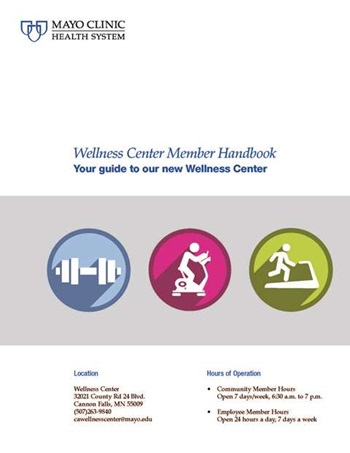 CF Wellness Center_Handbook_cover