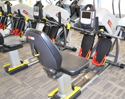 SciFit Recumbent Stepper