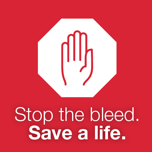 Stop the bleed. Save a life.
