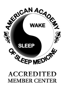 SleepAccredited Center logosm