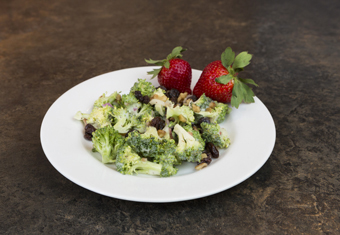 broccoli salad side