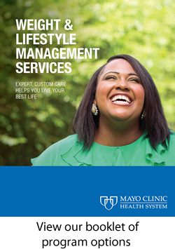 Nutrition Services and Clinical Dietetics - Mayo Clinic Health System