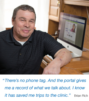 Patient Online Services: Your portal to better health - Mayo