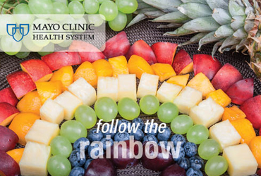 Follow The Rainbow To Your Health Mayo Clinic Health System