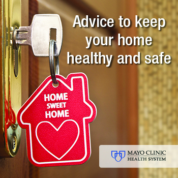 Keep your home healthy and safe 350x350