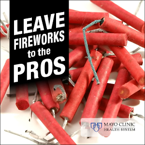 Leave fireworks to the pros 300x300