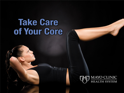 Take Care of Your Core