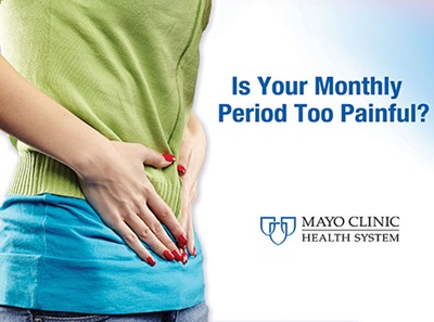 Is your period too painful