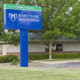 Mayo Clinic Health System - Franciscan Healthcare Caledonia Clinic