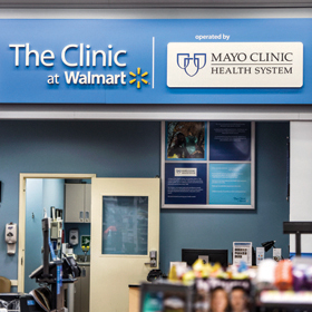 The Clinic at Walmart Fairmont