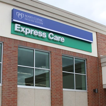 Express Care crop