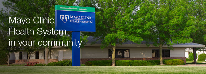 Mayo Clinic Health System in your community