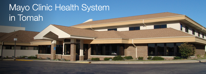 Mayo Clinic Health System in Tomah